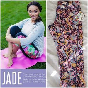 Lularoe Jade XL athletic moisture-wicking legging